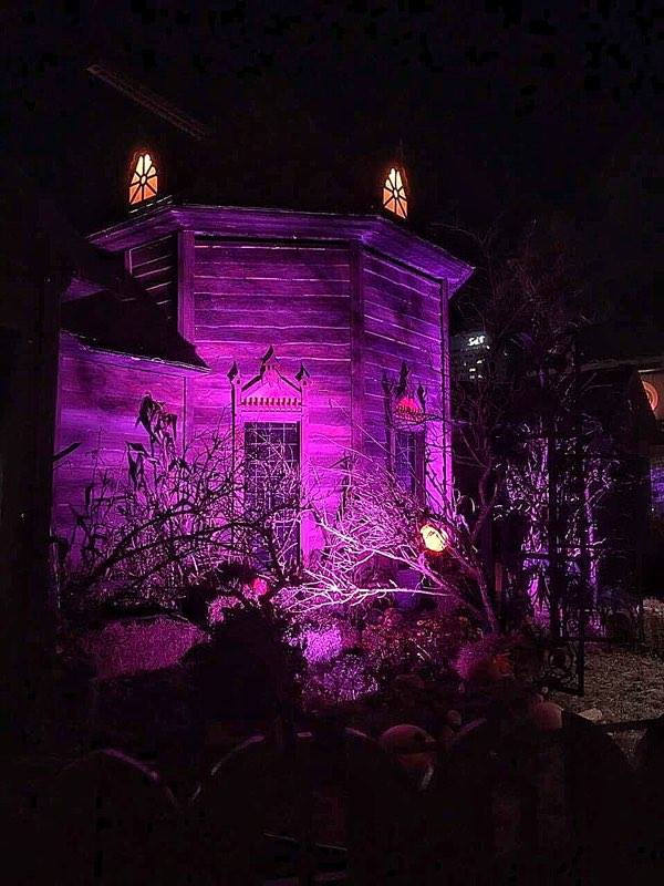 Tivoli copenhagen denmark halloween Everydaycopenhagen.com
